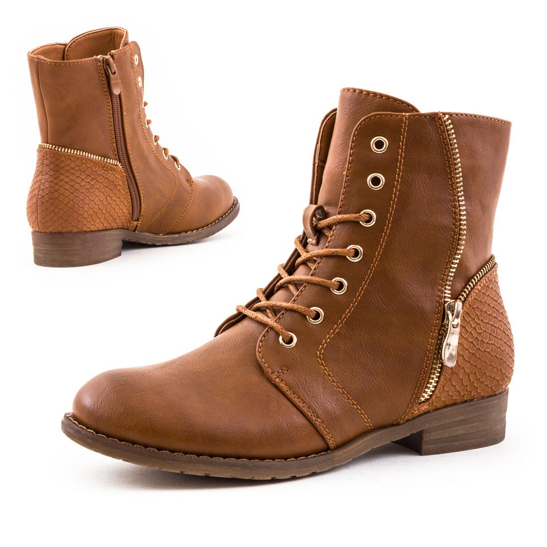 neu damen schn r stiefeletten stiefel boots schuhe gr e 36 37 38 39 40 41. Black Bedroom Furniture Sets. Home Design Ideas