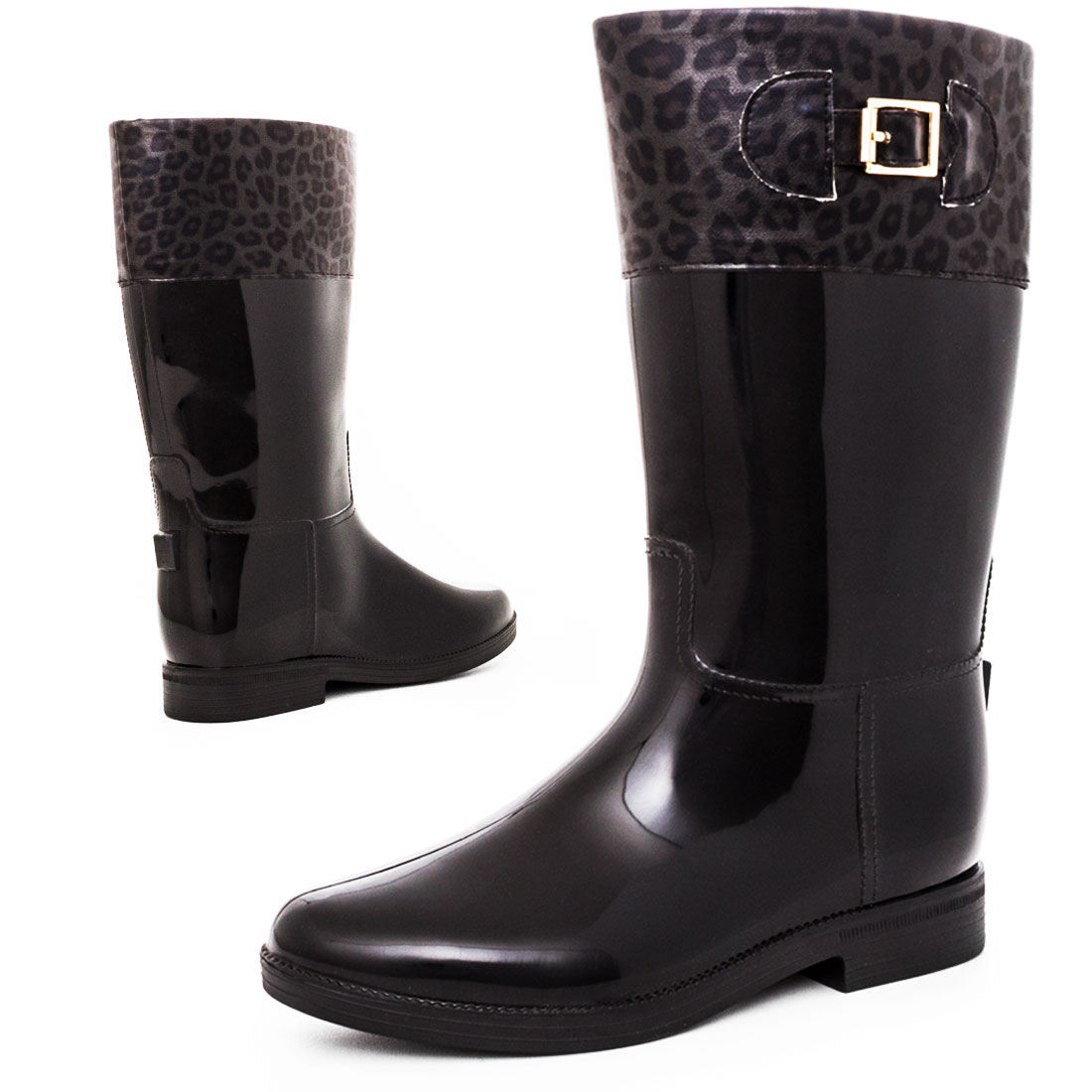 neu damen stiefel schlupf boots regen gummistiefel schuhe gr 36 37 38 39 40 41 ebay. Black Bedroom Furniture Sets. Home Design Ideas