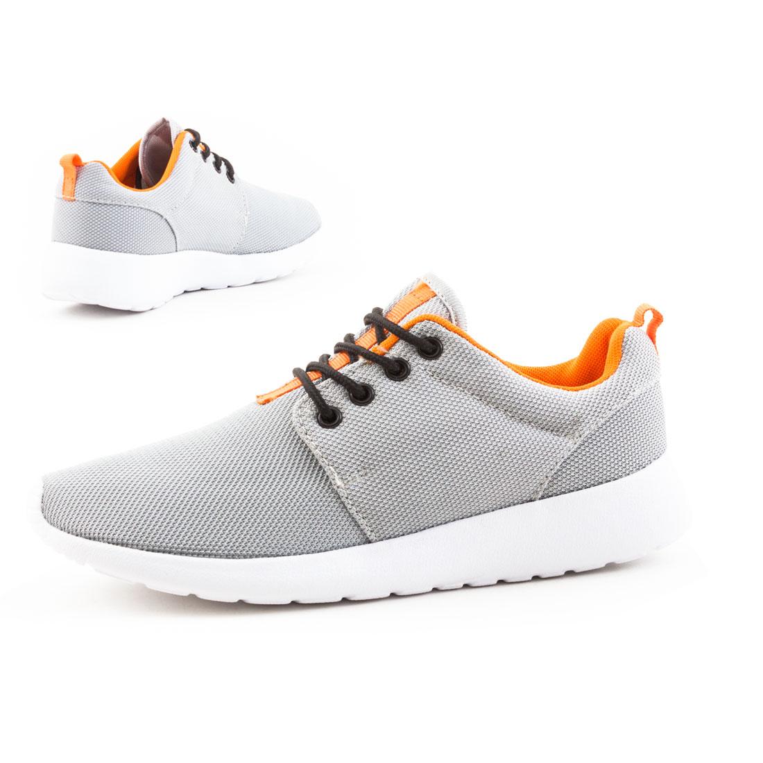 Neu Damen Sneaker Fitness Laufschuhe Schn��r Sport Schuhe Gr 36 37 38 39 40 41 ewVLf9