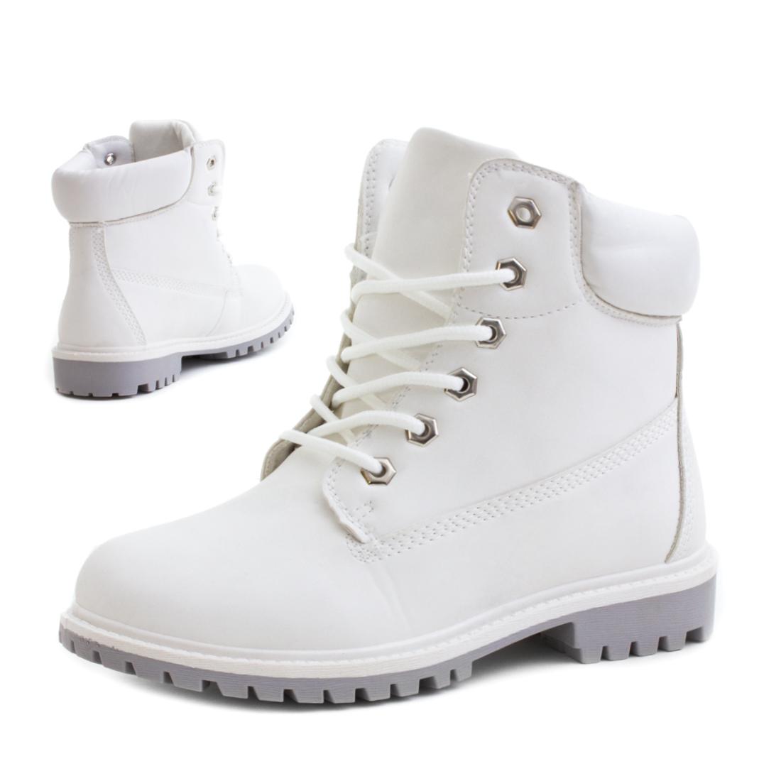 neu damen winter boots outdoor schuhe schn r stiefel gr e 37 38 39 40 41 42 43 ebay. Black Bedroom Furniture Sets. Home Design Ideas