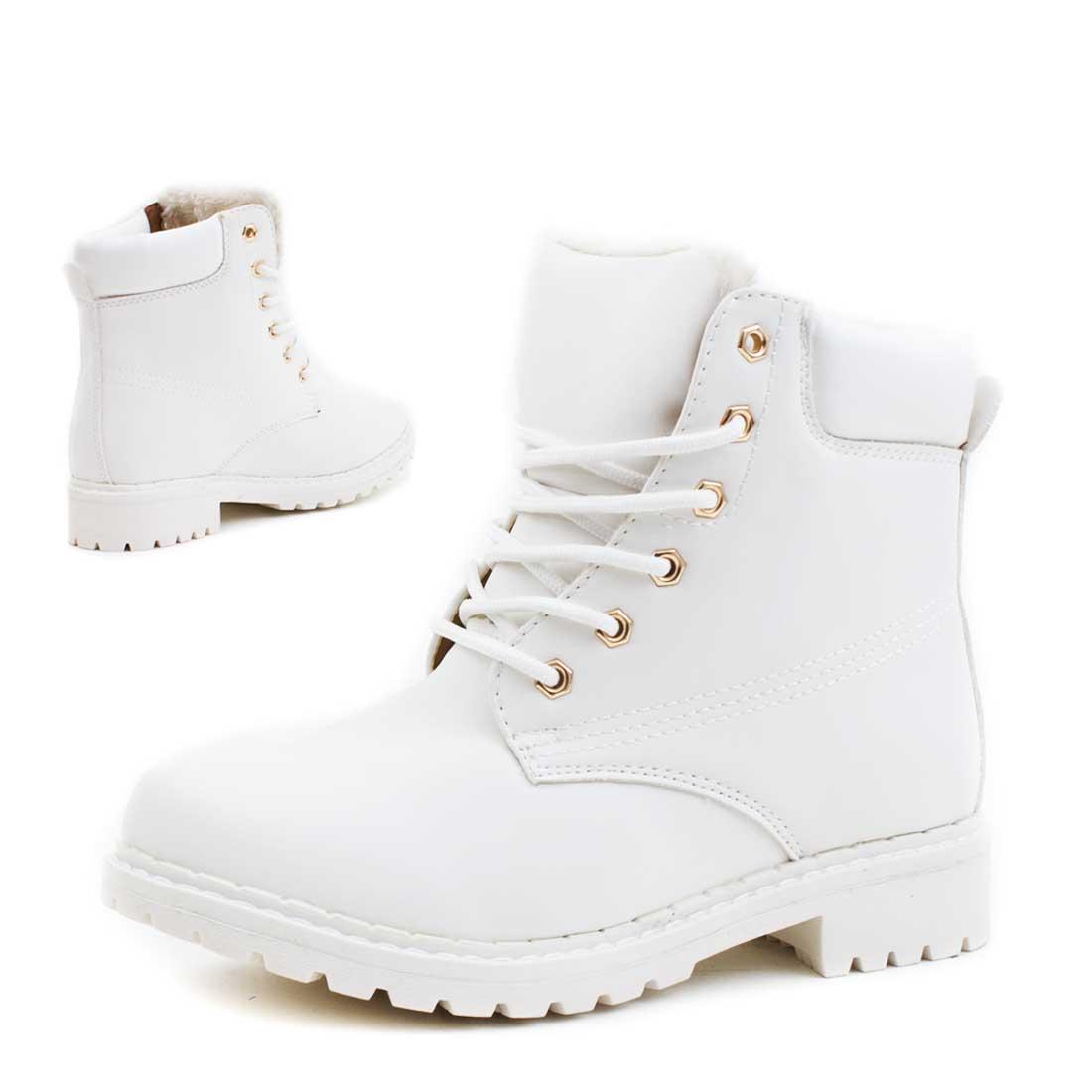 damen herren winter stiefel boots schuhe gef ttert 36 37. Black Bedroom Furniture Sets. Home Design Ideas