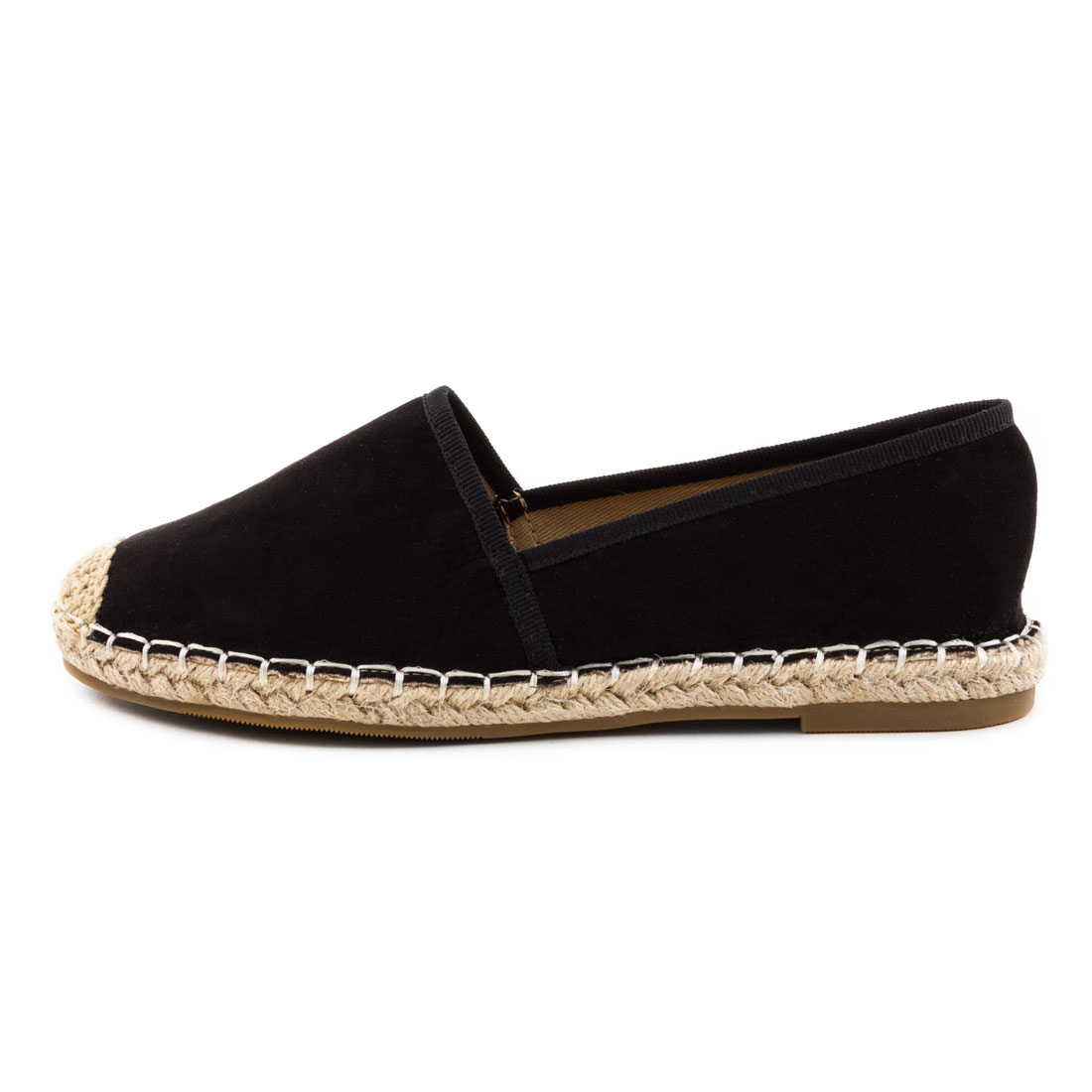 neu damen sommer espadrilles slipper halbschuhe bast. Black Bedroom Furniture Sets. Home Design Ideas