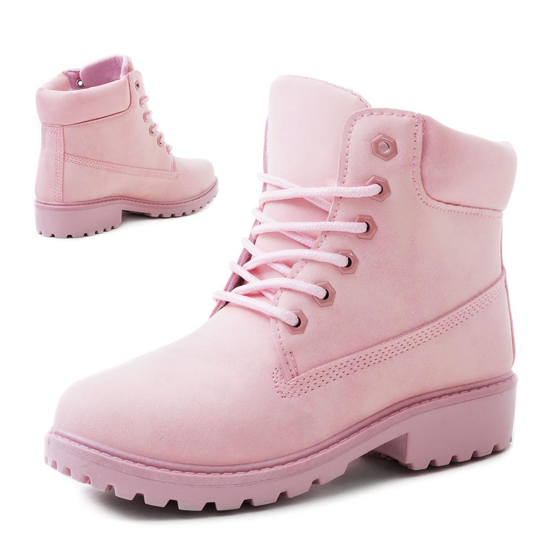 neu damen herbst winter boots outdoor stiefeletten stiefel. Black Bedroom Furniture Sets. Home Design Ideas