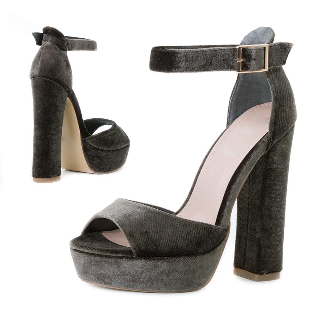 neu damen plateau sandalen sandaletten pumps schuhe gr e 35 36 37 38 39 40 ebay. Black Bedroom Furniture Sets. Home Design Ideas