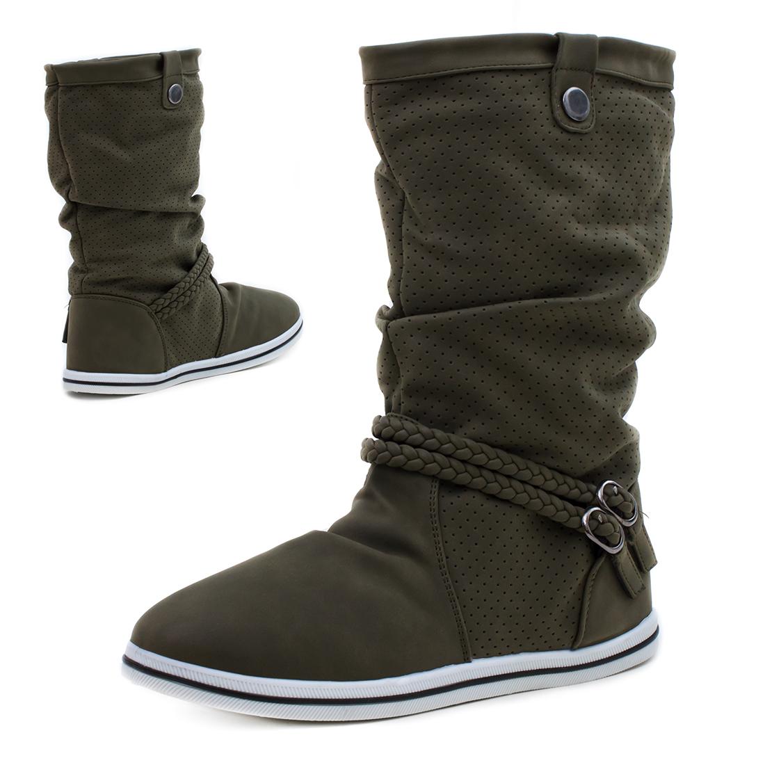 neu damen trendy schlupf boots stiefeletten stiefel schuhe gr 36 37 38 39 40 41 ebay. Black Bedroom Furniture Sets. Home Design Ideas