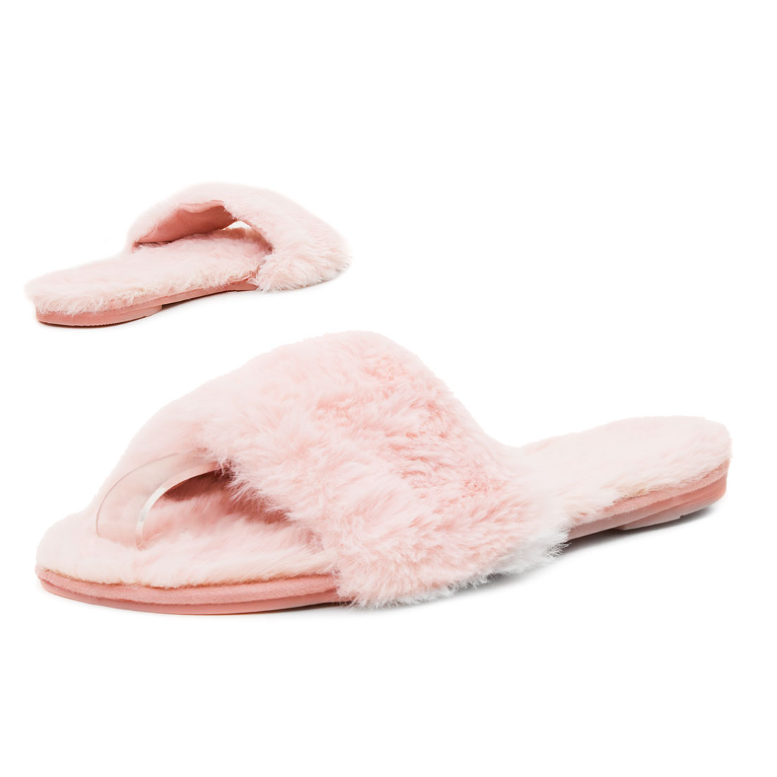 damen hausschuhe pl sch pantoffeln indoor slipper mit. Black Bedroom Furniture Sets. Home Design Ideas