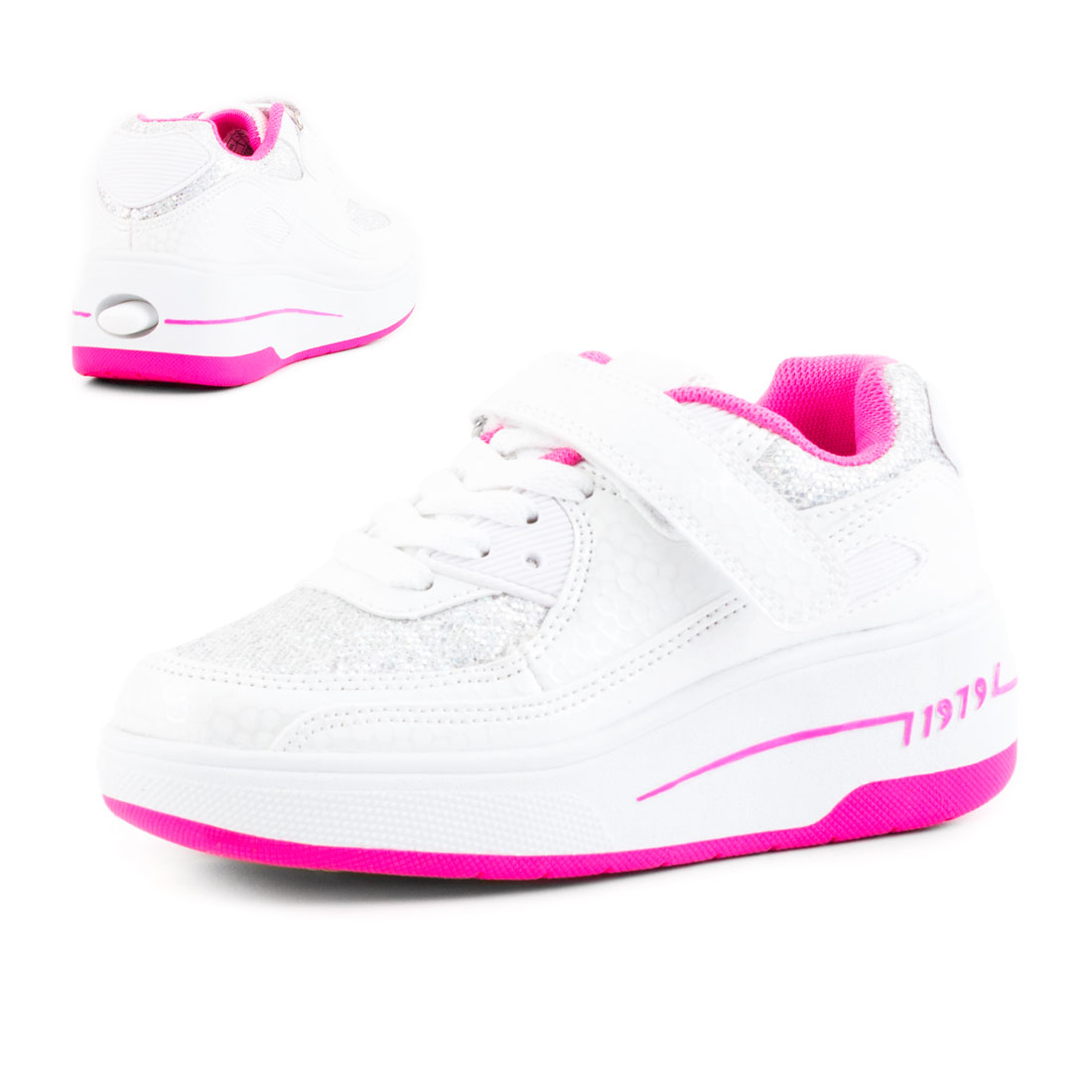 neu m dchen jungen kinder skate sneaker rollschuhe turnschuhe gr e 28 37 ebay. Black Bedroom Furniture Sets. Home Design Ideas