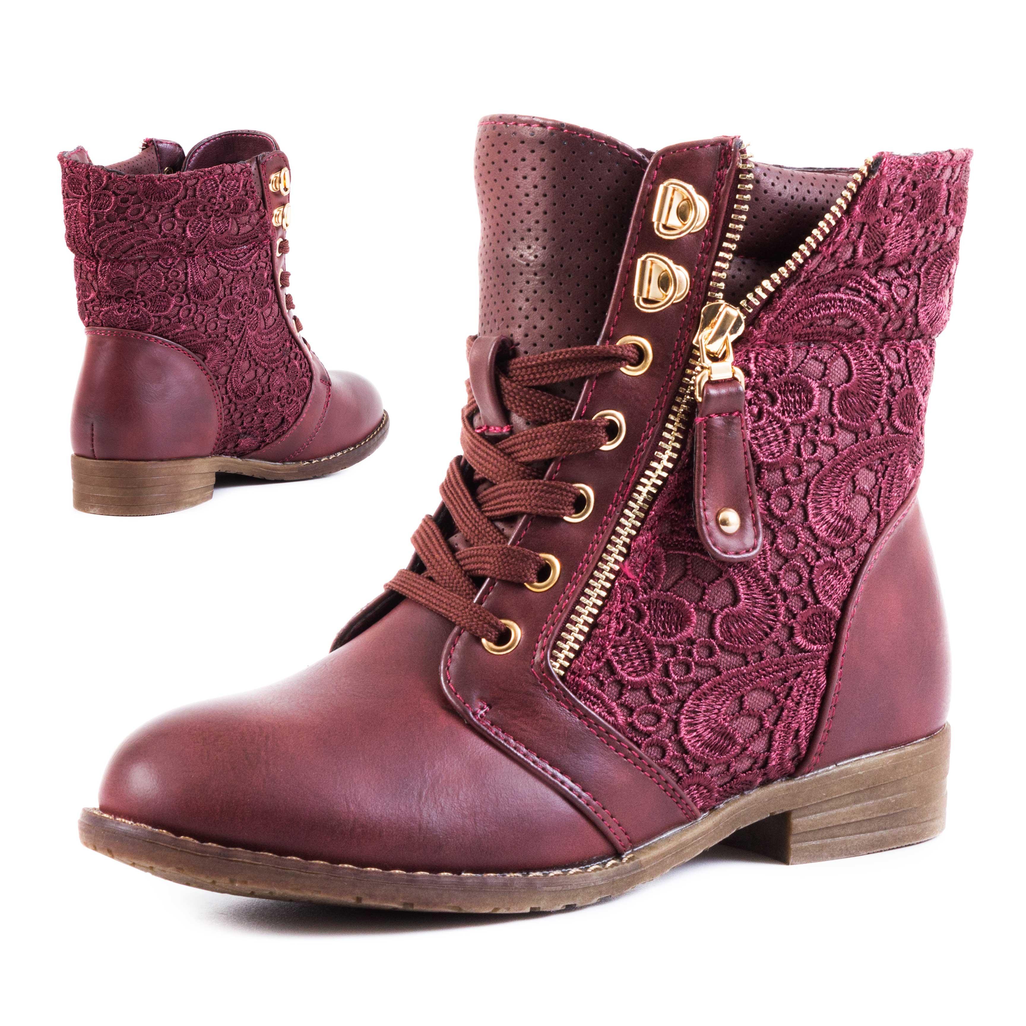 neu damen schuhe basic stiefeletten fr hling boots gr 36. Black Bedroom Furniture Sets. Home Design Ideas